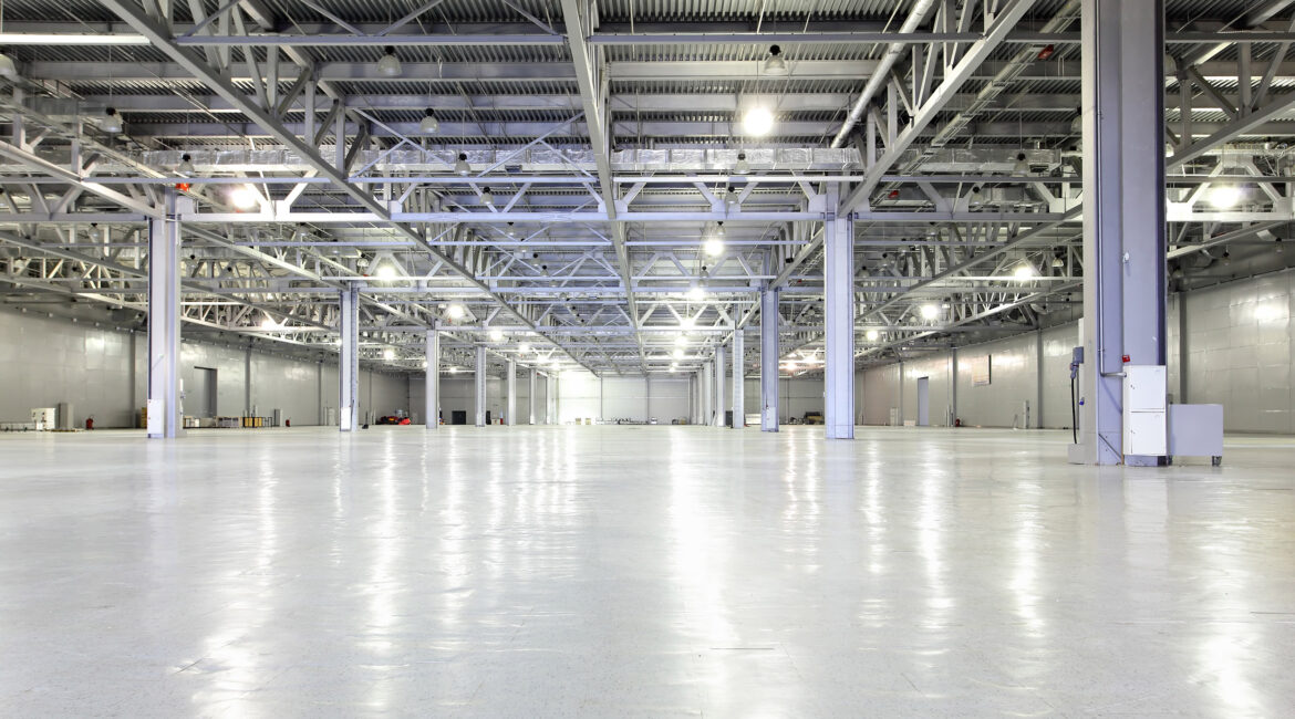 Industrial property real estate